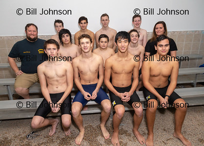 Nauset Boys Swimming Team and Roster 2018-2019