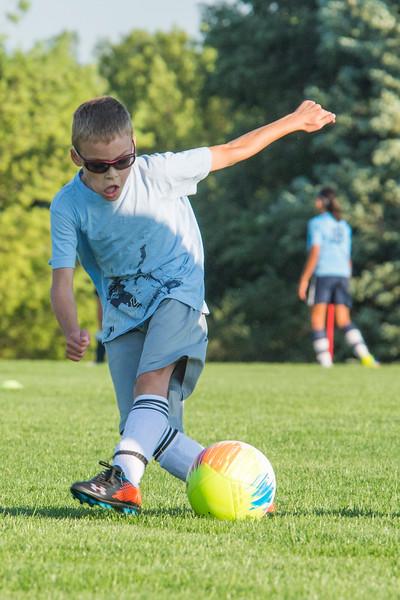 Iowa Greens Play Soccer 2014 Pre-season