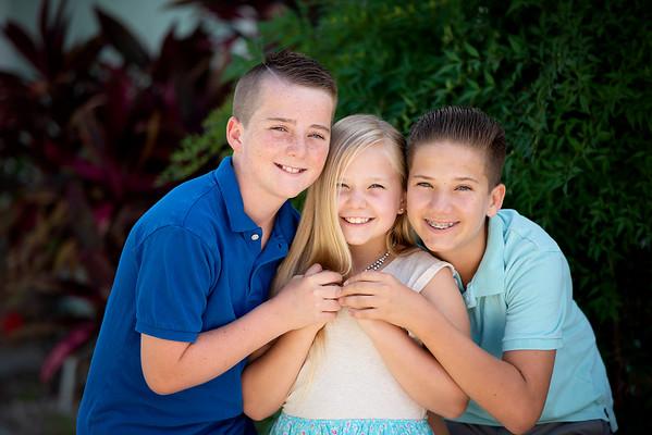Nilles Family May 2020