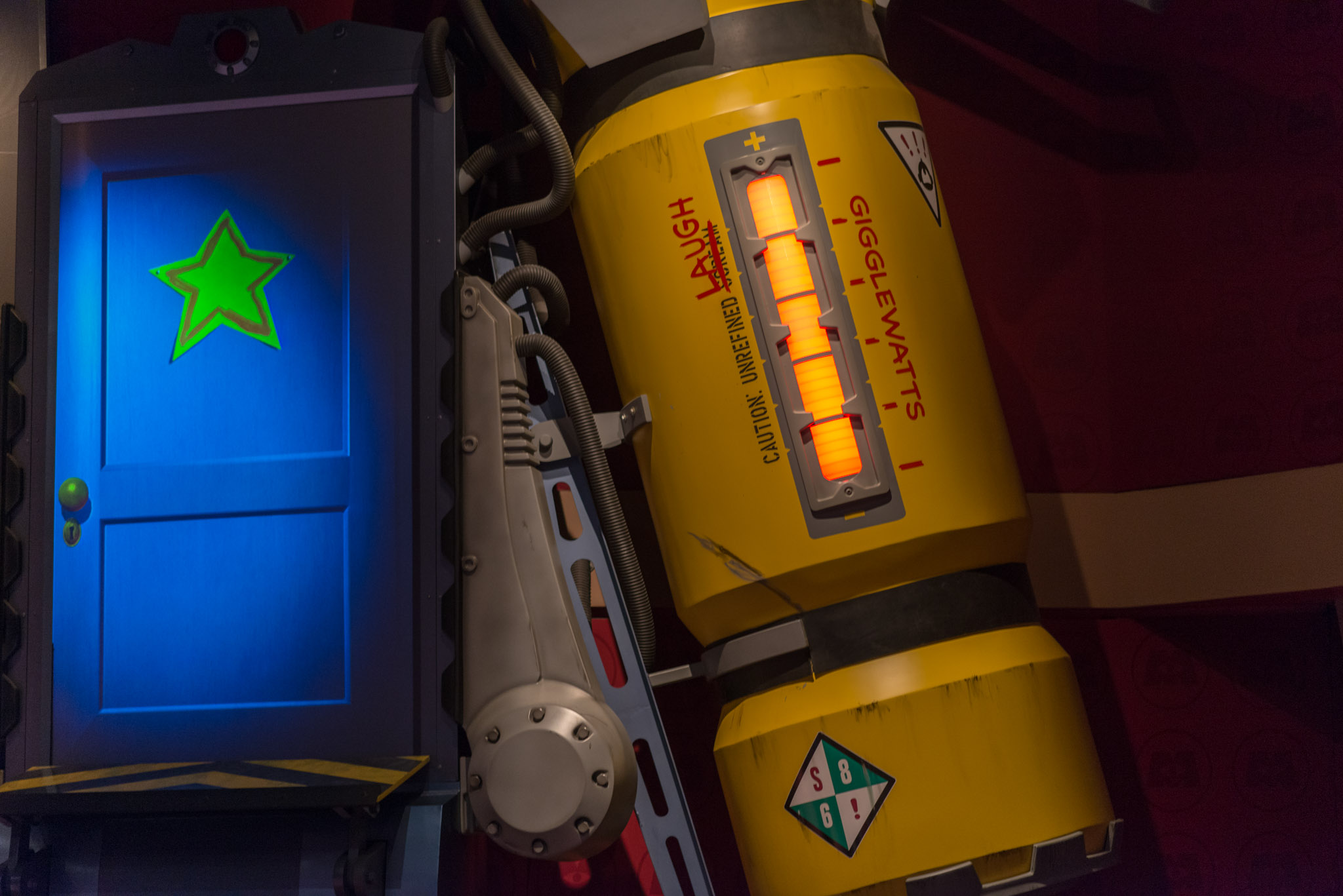 Laugh Floor Gigglewatts Full - Walt Disney World Magic Kingdom