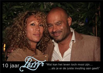 10 jaar Beachclub Perry's - afgedrukte foto's
