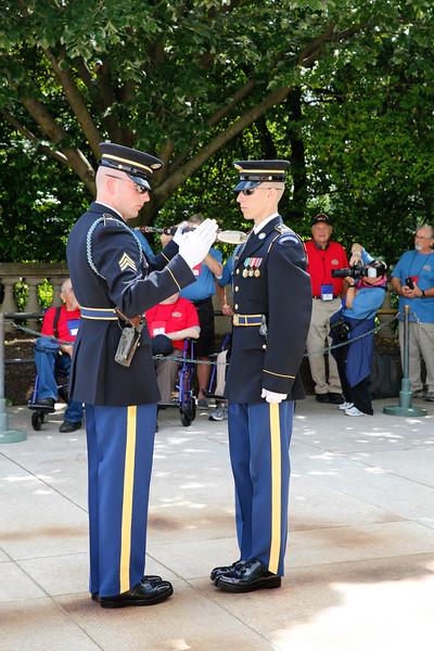 Arlington National Cemetery May 2015