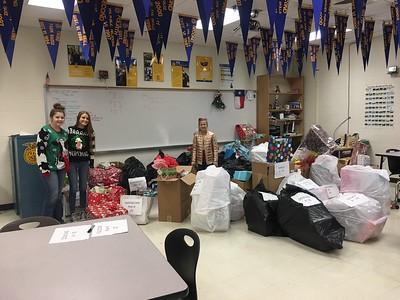 NTHS Santa Project