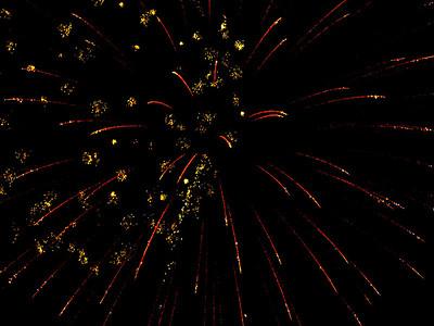 Fenton Fireworks 2015