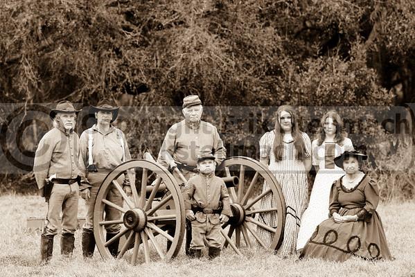 2011.03 Civil War Reenactment