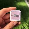 1.19ct Art Deco Carre Cut Diamond Solitaire 23