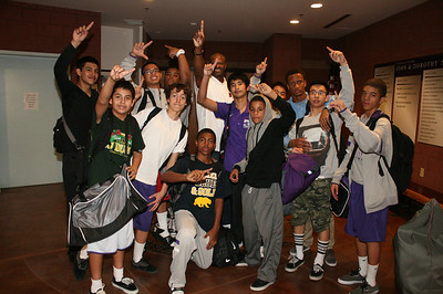 CHS FRESHMAN LEAGUE CHAMPIONS • 02.08.12