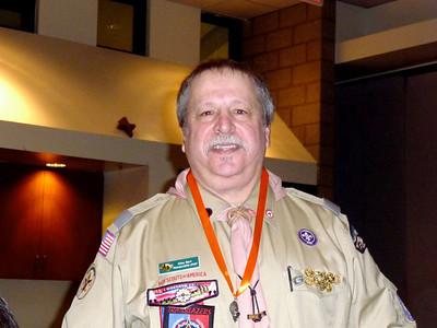 1/22/2010 - Saddleback District Award