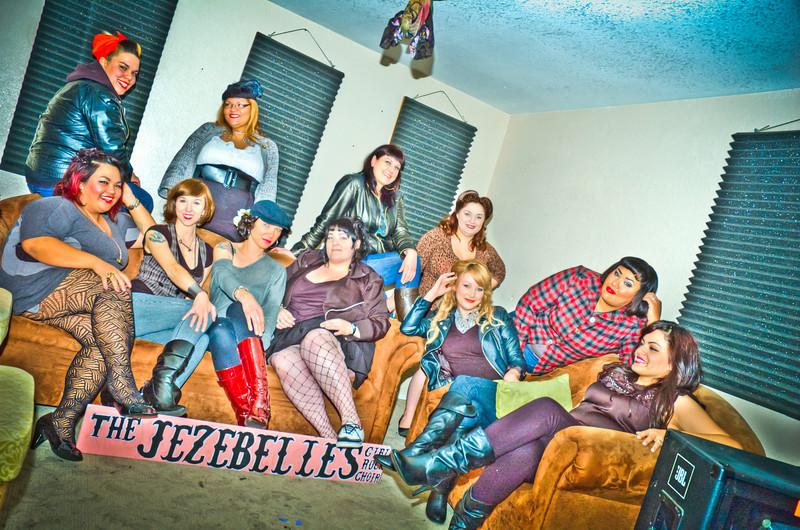 The Jezzebels 2012