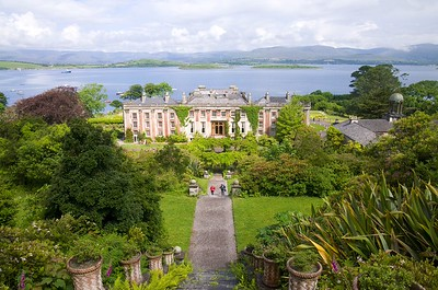 Irland - Bantry House and Gardens