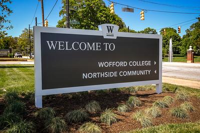 Northside Sign