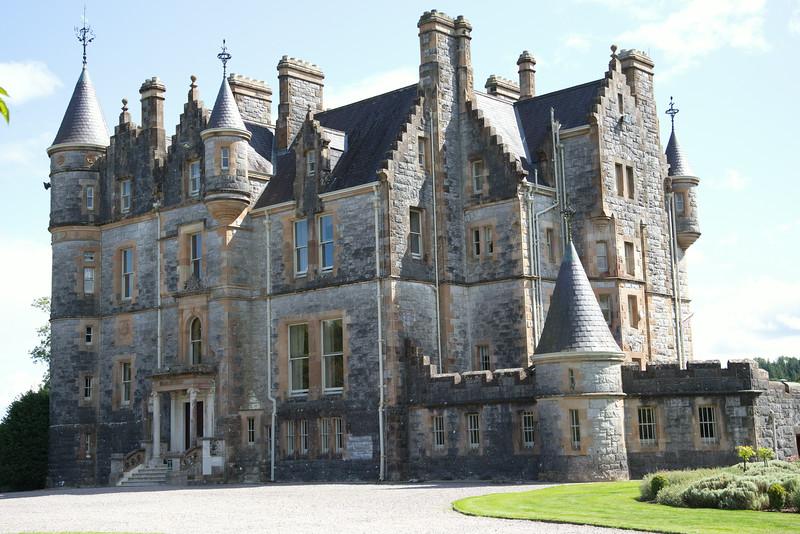 Blarney Castle grounds.
