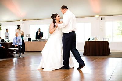 John + Alison Wedding
