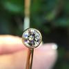 .91ctw Old European Cut Diamond Twin Stone Bangle 6
