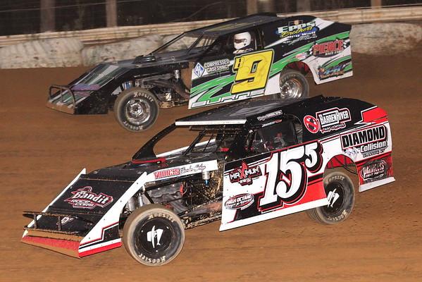 Cedar Ridge Speedway; Race Night 8-15-15
