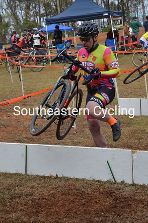 2018 Road Atlanta CX Singlespeed, Women 3/4, Masters 35+