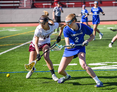5/11/19 LaSalle vs. Cumberland High girls lacrosse
