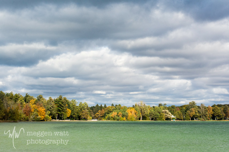 TLR-20181022-6120 Lake Leelanau in the Fall