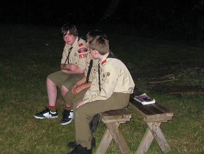 Troop Meeting - Sep 08