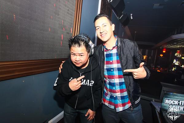 2/13 [DJ GUZIE LIVE@Opal]