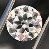 3.01ct Old European Cut Diamond GIA G SI1 0