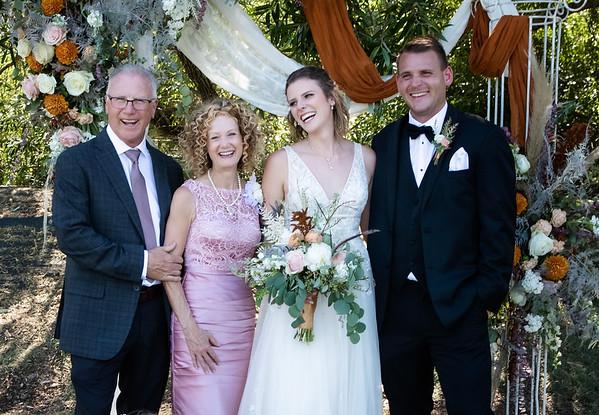 Torri Wedding
