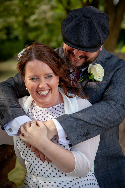Helen & Chris Wedding, Eynsham Hall