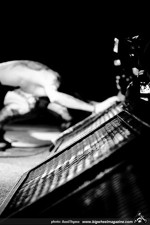 Gnarmageddon Fest 2011 - Sabertooth Zombie - at The Glass House - Pomona, CA - June 18, 2011