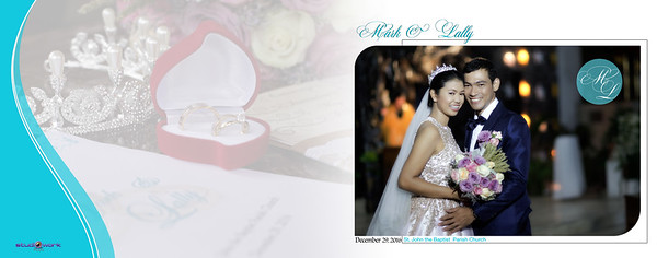 Mark ♥ Lally Wedding | Storybook