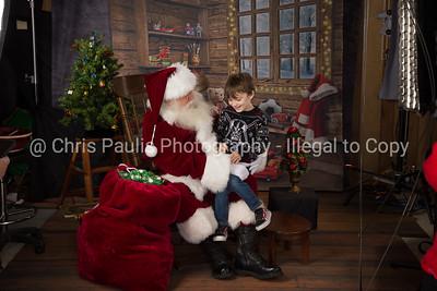 Artful Santa 2018