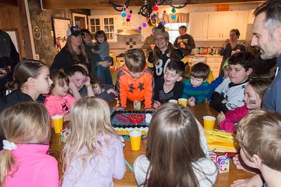 Marcus 6th Birthday