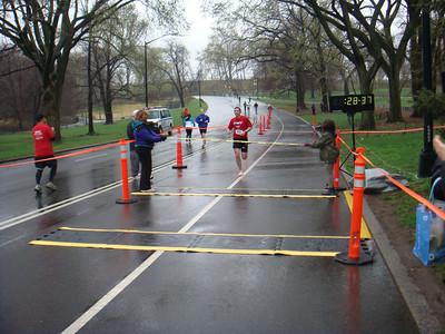 35th Annual NYPD vs. FDNY Run 2012