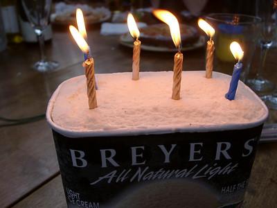 Nathan's Birthday Weekend 2001