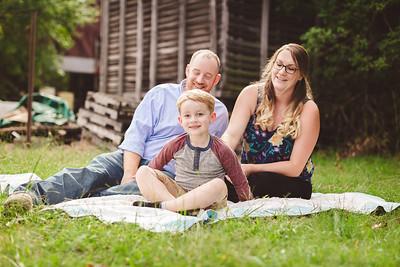 Taylor family 2018