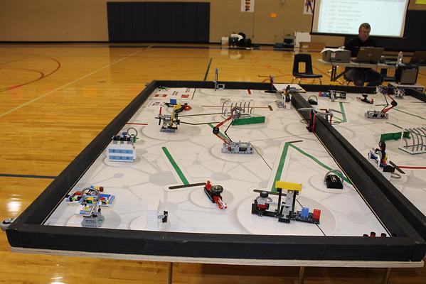 2014 ES MS Robotics Tournament