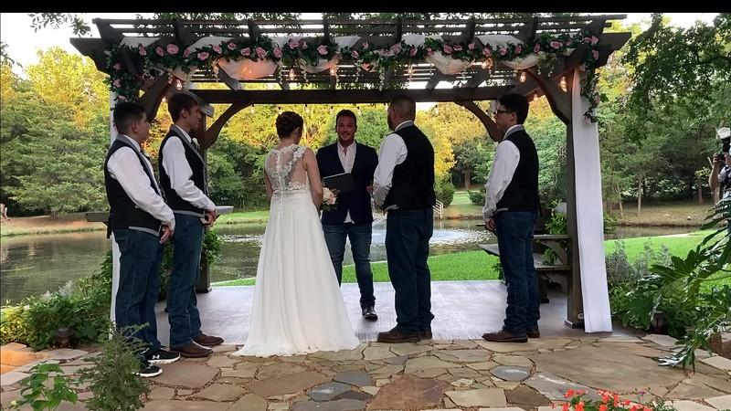Wedding Video 7-20-20
