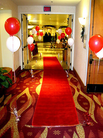 """Were You There?  Crimson and Cream New Year's Eve Gala"""