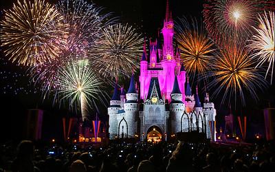 2016 - Disney World and LegoLand