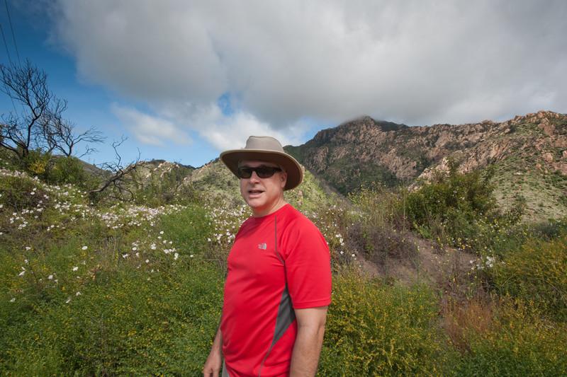Tunnel Trail, Santa Barbara