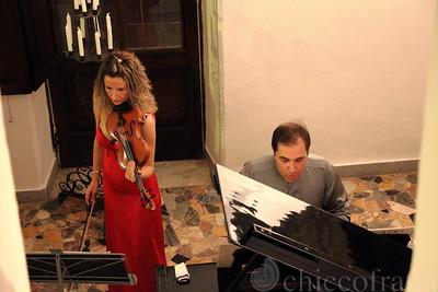 2017/06/30 Concerto nella Villa San Michele