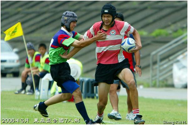 2006年東森盃全國7人制錦標賽(ETTV CupTaiwan Rugby Championship 7s)