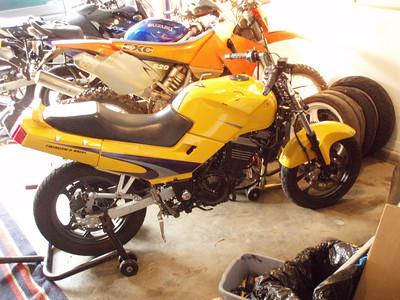 2003 Ninja 250 (project bike)