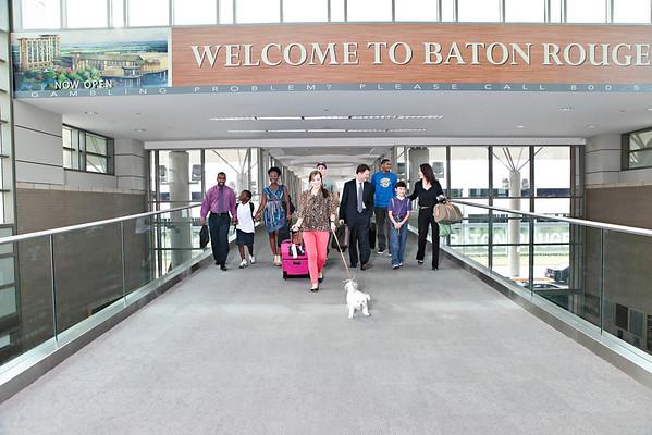 Airport Photoshoot