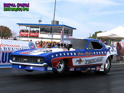 FUNNY CAR ROUND 1 ELIMINATIONS