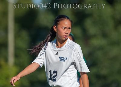9-18-2014 MHS Freshmen-Girls Soccer v Livinston