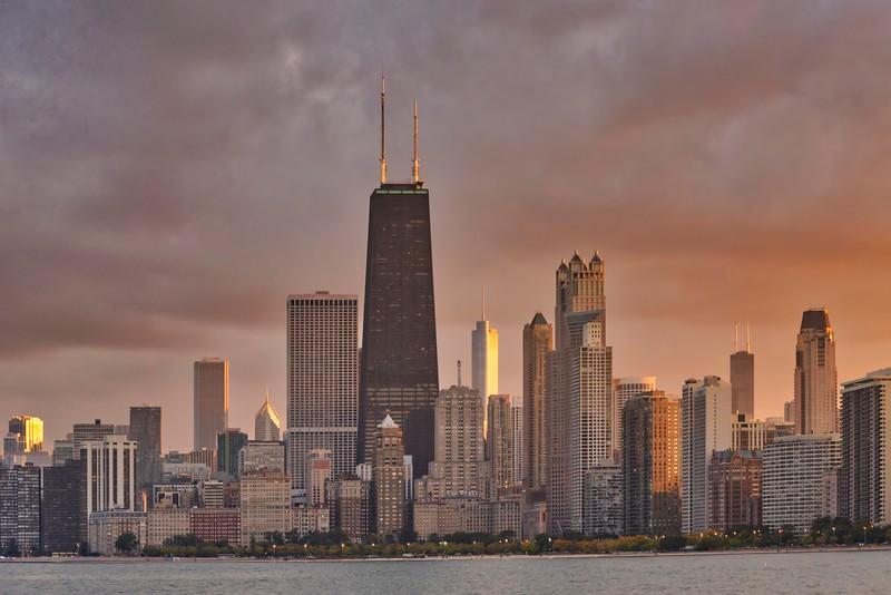 CHICAGO  DAWN