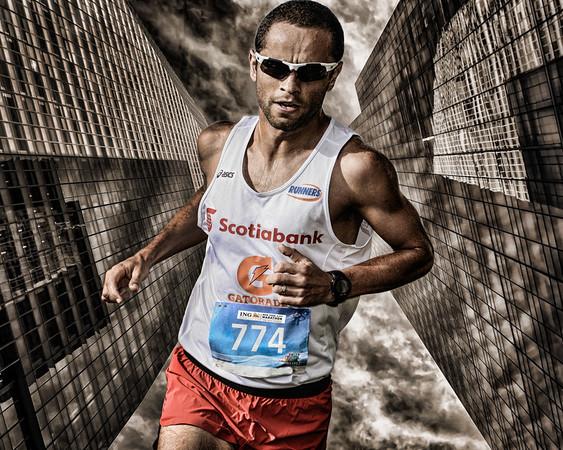 Athletes Portrait - Men