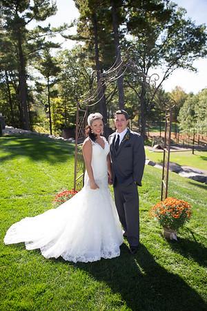 Lauren + Nate | Oak Pointe Country Club Brighton, Michigan Wedding Photography