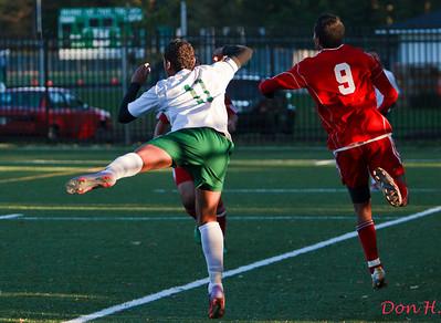 SPHS soccer GMC game 10/11/10 vs Edison