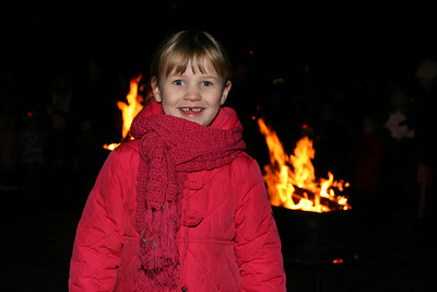 Kerstfeest school Lucelle 2009